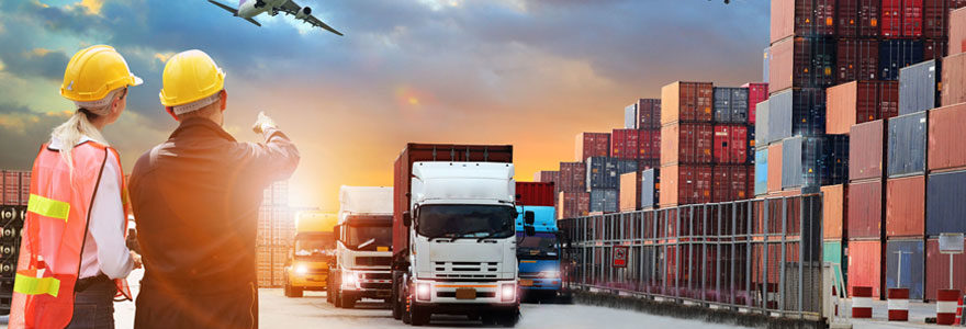 Logistique/transport et BTP